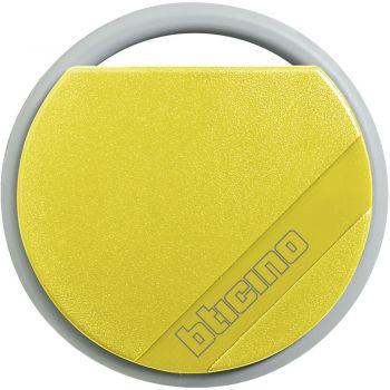 Bticino Access Control Cheie Transponder galben 348206