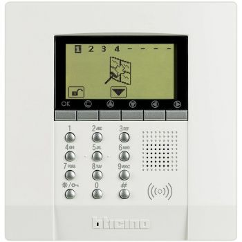 Bticino My Home Alarm System MH - centrale antifurto base 3485STD