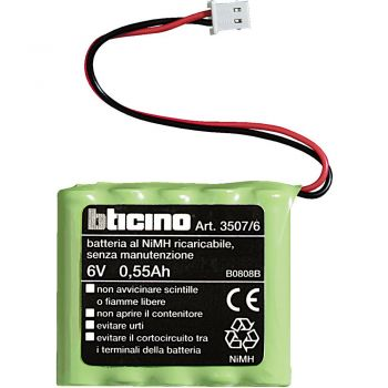 Bticino My Home Alarm System Baterie 7-2 V 3506