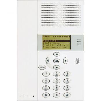 Bticino My Home Control Termperatura Centrala Control Temperatura 3550