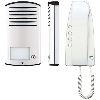 Bticino Kit Interfonie Audio Kit 2 fili audio analogico monofamiliare 363011