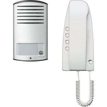 Bticino Kit Interfonie Audio Kit Audio 2 Fili 1fam Sprint 363811
