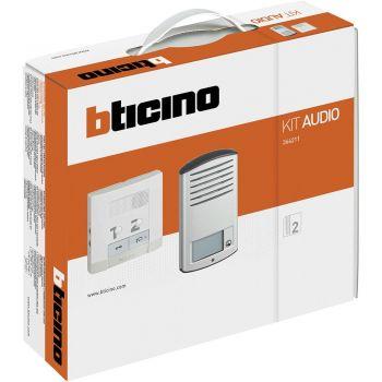 Bticino Kit Interfonie Audio 2 Fire New CK2 364211