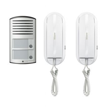 Bticino Kit Interfonie Audio 2 Fire Kit 2w audio Sprint L2 - L2000 2MB  366821