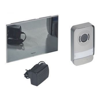Video Interfon Kit Portier Mirror Eu Legrand 369220