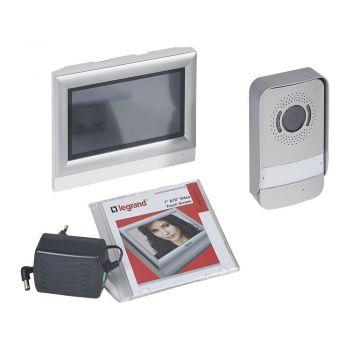 Video Interfon Portier Tact Decor Perso 7 Eu Legrand 369320