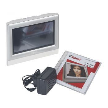 Video Interfon Ecran Comp-Decor Perso 7 Eu Legrand 369325