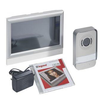 Video Interfon Portier Tact Decor Perso 10Eu Legrand 369330
