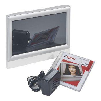 Video Interfon Ecran Comp-Decor Perso 10Eu Legrand 369335
