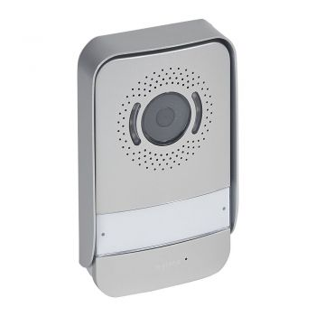 Video Interfon Platine De Rue 1 P 2 P Legrand 369339
