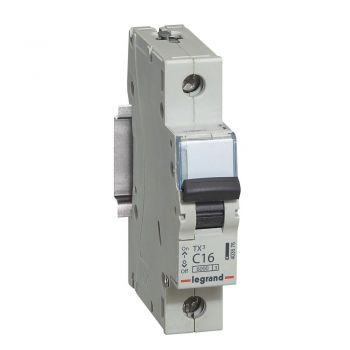 Siguranta Automata 6-10Ka Tx3 1P C16 6000A Legrand 403576