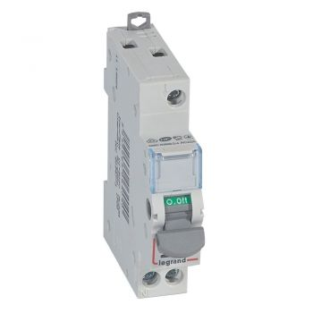 Separator Modular Dx3 Is 1P 20A A Voyant Legrand 406404