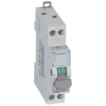 Separator Modular Dx3 Is 2P 20A A Voyant Legrand 406436