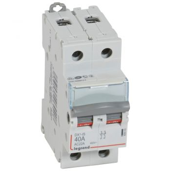 Separator Modular Dx3 Is 2P 40A Legrand 406440