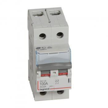 Separator Modular Dx3 Is 2P 100A Legrand 406449