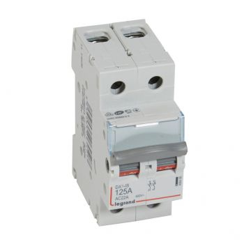 Separator Modular Dx3 Is 2P 125A Legrand 406450