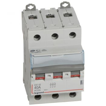 Separator Modular Dx3 Is 3P 40A Legrand 406460