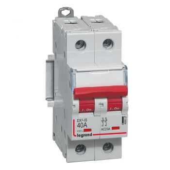 Separator Modular Dx3 Is A Declench-2P 40A Legrand 406527