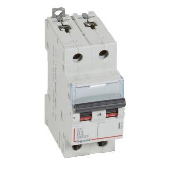 Siguranta Automata 6-10Ka Dx3 2P B3 6000A Legrand 407504