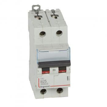Siguranta Automata 6-10Ka Dx3 2P B25 6000A Legrand 407511