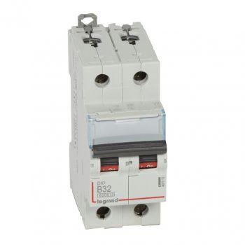 Siguranta Automata 6-10Ka Dx3 2P B32 6000A Legrand 407512