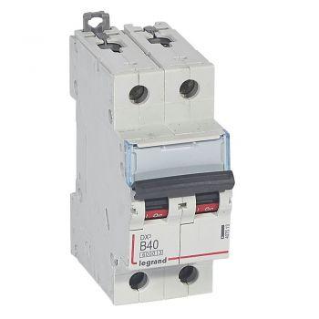 Siguranta Automata 6-10Ka Dx3 2P B40 6000A Legrand 407513