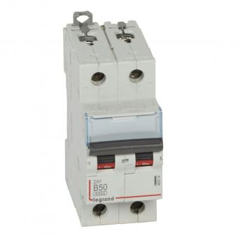 Siguranta Automata 6-10Ka Dx3 2P B50 6000A Legrand 407514