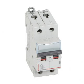 Siguranta Automata 6-10Ka Dx3 2P B63 6000A Legrand 407515