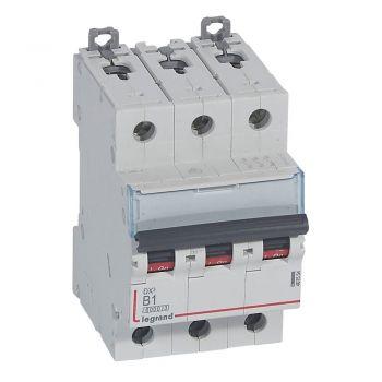 Siguranta Automata 6-10Ka Dx3 3P B1 6000A Legrand 407554