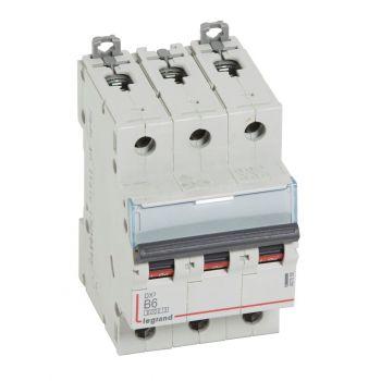 Siguranta Automata 6-10Ka Dx3 3P B6 6000A Legrand 407558