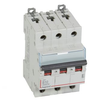 Siguranta Automata 6-10Ka Dx3 3P B10 6000A Legrand 407559