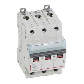 Siguranta Automata 6-10Ka Dx3 3P B16 6000A Legrand 407561