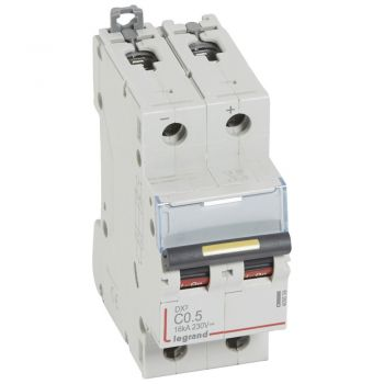 Siguranta Automata Dx3 Dc 2P C0-5 16Ka Legrand 409559