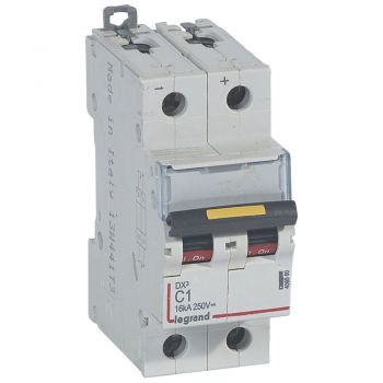 Siguranta Automata Dx3 Dc 2P C1 16Ka Legrand 409560