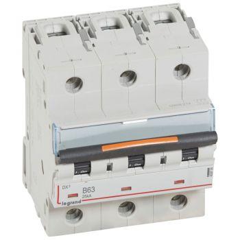 Siguranta Automata 25-36-50Ka Dx3 3P B63 25Ka Legrand 409735