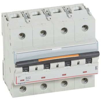Siguranta Automata 25-36-50Ka Dx3 4P B32 25Ka Legrand 409745