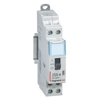 Contactor Cx3 Ct Hc 230V 2F 25A Legrand 412501