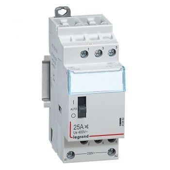 Contactor Contactor Cx3 Ct Hc 230V 3F 25A Legrand 412502