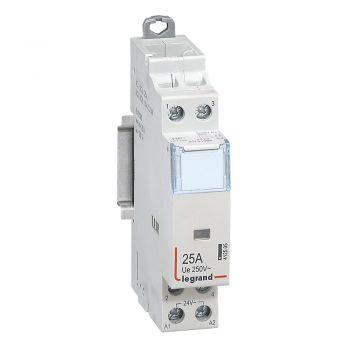 Contactor Cx3 Ct 24V 2F 25A Legrand 412505