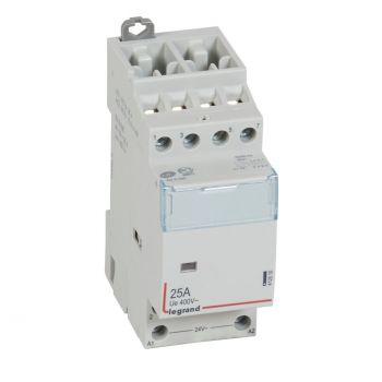 Contactor Cx3 Ct 24V 4F 25A Legrand 412510
