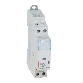 Contactor Cx3 Ct 230V 2F 25A Legrand 412523