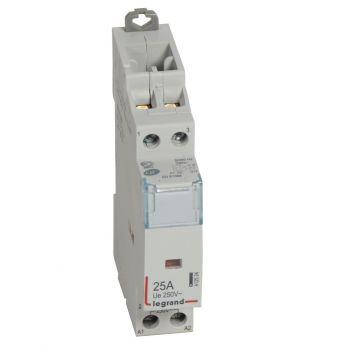 Contactor Cx3 Ct 230V 2O 25A Legrand 412524