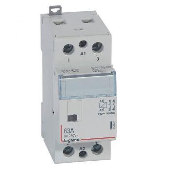 Contactor Cx3 Ct 230V 2F 63A Legrand 412527