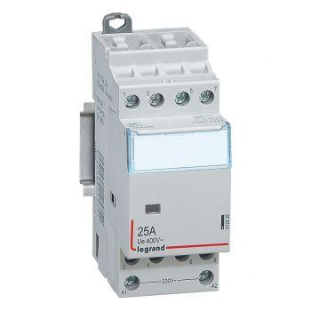 Contactor Cx3 Ct 230V 4F 25A Legrand 412535