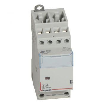 Contactor Cx3 Ct 230V 4O 25A Legrand 412536