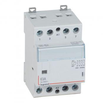 Contactor Cx3 Ct 230V 4F 63A Legrand 412541