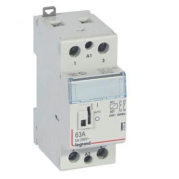 Contactor Cx3 Ct 230V 2O 63A Manette Legrand 412548