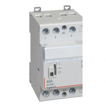 Contactor Cx3 Ct 230V 3F 40A Manette Legrand 412549