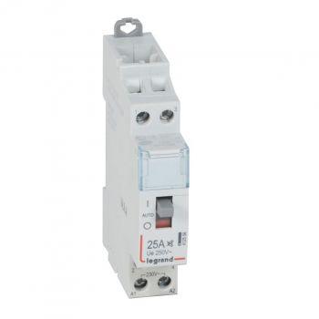 Contactor Cx3 Ct 230V 2F 25A Silencieux Legrand 412558