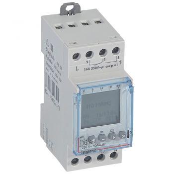 Ceas Programator Timer Modular Time Clock Dig 2 C Astro Legrand 412657